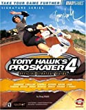 Tony Hawk's Pro Skater(TM) 4 Official Strategy Guide (Official Strategy Guides (Bradygames)) (0744001870) by Walsh, Doug