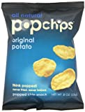 Popchips, Original, 0.8-Ounce Single Serve Bags (Pack of 24)