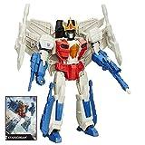 Transformers Generations Leader Class Starscream Figure Acti...