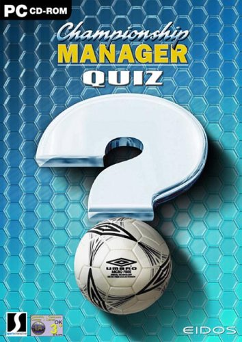 Championship manager Quiz - PC - UK [Windows 98 | Windows 95], PC