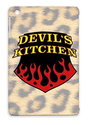 Anti-Drop Breed Shirt Fire Gourmet Careers Professions Sweatshirt Meal Cooking Pot Knife Kitchen Range Whisk Evolution Grill Barbq Cook Chief Barbecue Pan Sweater T Cook Skull Food Red Devils 052012 C 3C For Ipad Mini Cover Case
