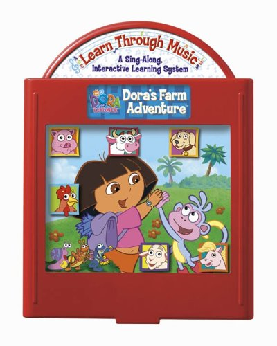 Learn Through Music: Dora's Farm Adventure Cartridge