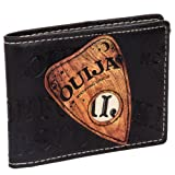 Hasbro Ouija Mystifying Oracle Board Game Bioworld Bifold Wallet (Black)