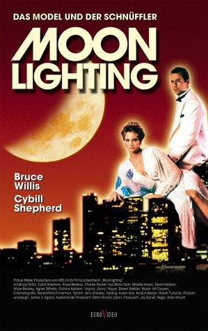 Moonlighting - Das Model und der Schnüffler (Pilotfilm) [VHS]