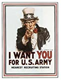 I Want You -- Poster (0486592197) by Flagg, James Montgomery