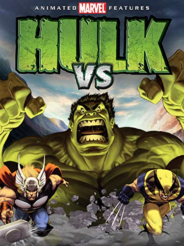 Hulk Vs. on Amazon Prime Video UK