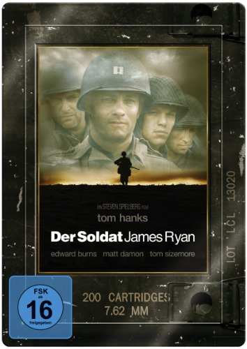 Soldat James Ryan (2 Discs, limited Steelbook Edition)