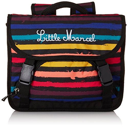 Little Marcel Zaino Scuola, MULTI 329 PAINT (Multicolore) - H15ABAG0660