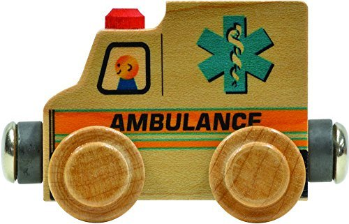 NameTrain Ambulance - 1