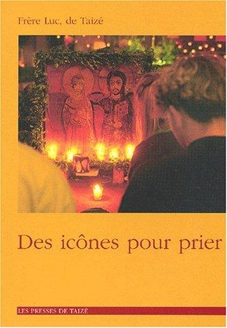 Des icônes pour prier