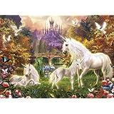 Ravensburger Magical Unicorns Jigsaw Puzzle (500 Pieces)