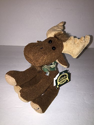 "Cabela's ""Morty"" Moose Plush 8"" - 1"