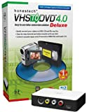 VHS to DVD deluxe 4.0 (PC CD)