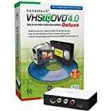 VHS to DVD deluxe 4.0 (PC CD)by Honestech