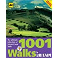 AA 1001 Walks in Britain: The Ultimate Collection of Britain's Best Walks (AA Illustrated Reference)