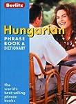 Hungarian Berlitz Phrase Book and Dic...