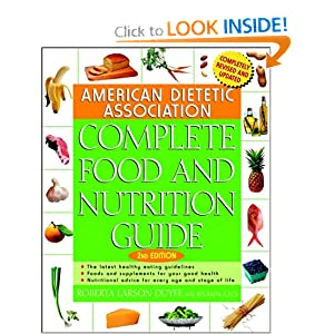 American Dietetic Association - Complete Food and Nutrition Guide by Roberta Larson Duyff PDF eBook