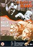 Bucket Of Blood, A / The Killer Shrews [1959] [DVD]
