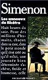 Les Anneaux de Bic�tre par Simenon