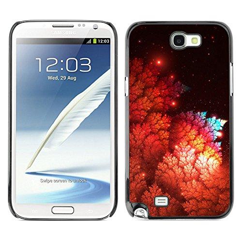 FU-Orionis Dura variopinta Stampato protettiva copertura Shell di caso della pelle per Samsung Note 2 N7100 - The Cascade Of Immortal Lights