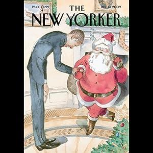 The New Yorker, December 14, 2009 (Jeffrey Toobin, Atul Gawande, Ian Parker) | [Jeffrey Toobin, Atul Gawande, Ian Parker]
