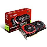 MSI Computer GeForce GTX 1060 VR Ready GDDR5 Graphics Card (GeForce GTX 1060 GAMING X 6G)