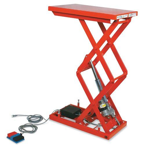 "Hamaco Mini Type Lift Tables - 20.5""Wx33.5""D Platform - 7.9-41.3"" Lift Height"