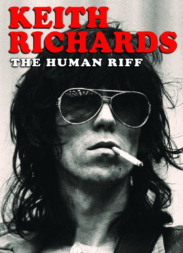 Keith Richards - The Human Riff [DVD] [NTSC] [2011]