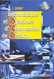 echange, troc Jacques Sornet - Informatique et systèmes d'information de gestion
