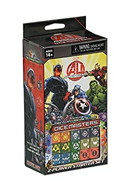 Asmodee - WK72141 - Jeux de cartes - Marvel Dice Masters - Starter Age of Ultron