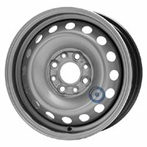CERCHI-IN-FERRO-ALCAR-AC4450-FIAT-Panda-NEU-500Bx13-4X98-58-ET35-Colore-Silver