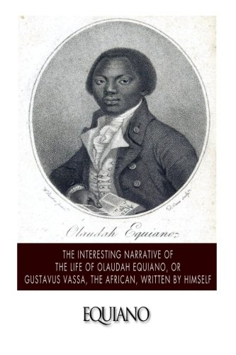 olaudah equiano or gustavus vassa essay Need writing essay about the interesting narrative of the life of  of the life of olaudah equiano, or gustavus vassa the african  essay topics compare and.