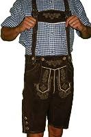 Authentic Lederhosen German Lederhosen Outfit Bavarian Clothing, BERGKRISTALL