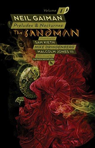 The Sandman Vol. 1 Preludes & Nocturnes 30th Anniversary Edition [Gaiman, Neil] (Tapa Blanda)
