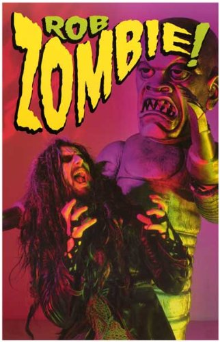 Rob Zombie - White Zombie - Monster Man 11x17 Poster