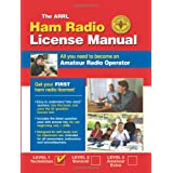 ARRL Ham Radio License Manual: All You Need to Become an Amateur Radio Operator ~ H. Ward Silver