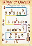 Kings and Queens (Wall Chart)