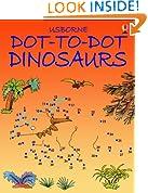 Dot-to-dot Dinosaurs (Usborne Dot-to-dot)
