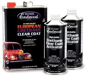 eastwood automotive urethane clearcoat 1 1 2. Black Bedroom Furniture Sets. Home Design Ideas