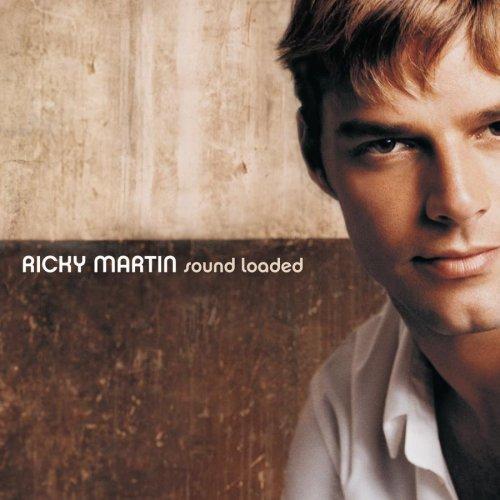 de canciones de ricky martin gracias: