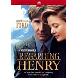 Regarding Henry [DVD] [1991]by Harrison Ford