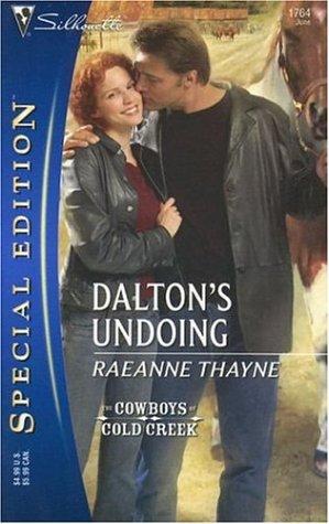 Dalton's Undoing (Silhouette Special Edition)