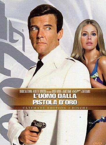 007 - L'Uomo Dalla Pistola D'Oro (Ultimate Edition) (2 Dvd) [Italian Edition]