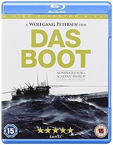 Das Boot (Director's Cut) [Blu-ray] [1981] [Region Free]