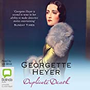 Duplicate Death: Inspector Hemingway Series, Book 3 | Georgette Heyer