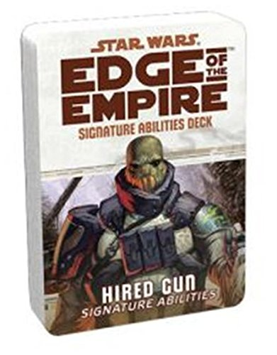 Star Wars: Edge of the Empire: Hired Gun - 1