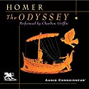 The Odyssey Audiobook by  Homer, A. T. Murray - translator Narrated by Charlton Griffin