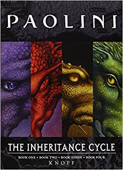 Eldest (Inheritance Cycle, Book 2) (The Inheritance Cycle) by Christopher Paolin