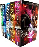 Cornelia Funke Cornelia Funke Inkheart Trilogy and Reckless 5 Books Collection Set RRP: £37.95 (Inkspell, Inkheart, Inkdeath, Reckless, Fearless)