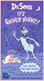 ITS GRINCH NIGHT VIDEO PACKAG [VHS]